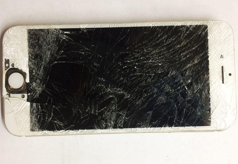 Замена стекла на айфоне 6 в домашних условиях